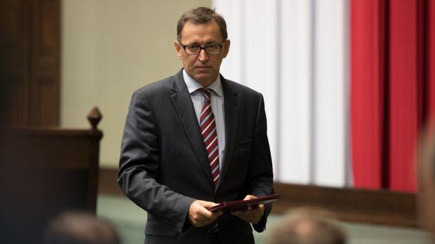 Dr Jarosław Szarek jest szefem IPN od lipca (fot.wikimedia.org)