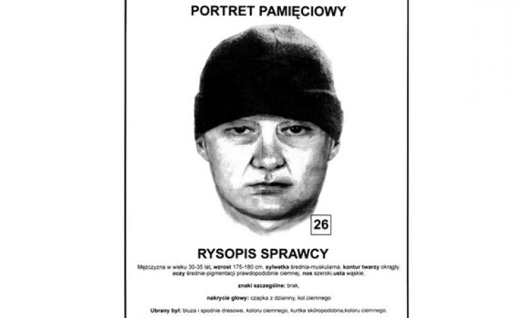 Poznajesz portret pamięciowy jednego ze sprawców?