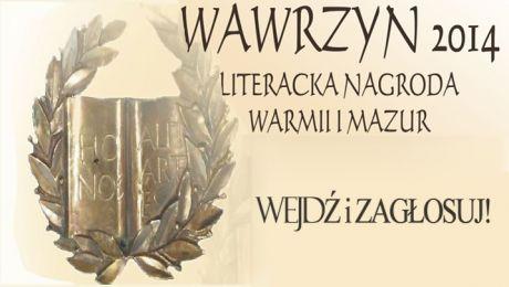 Kto zostanie laureatem nagrody literackiej?