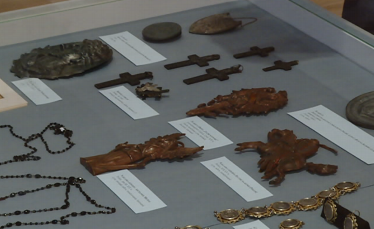 Wystawa w Muzeum Narodowym Ziemi Przemyskiej