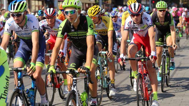 Tour de Pologne: 3. etap z finiszem w Katowicach