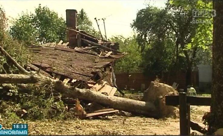 Gmina Dziemiany walczy ze skutkami kataklizmu
