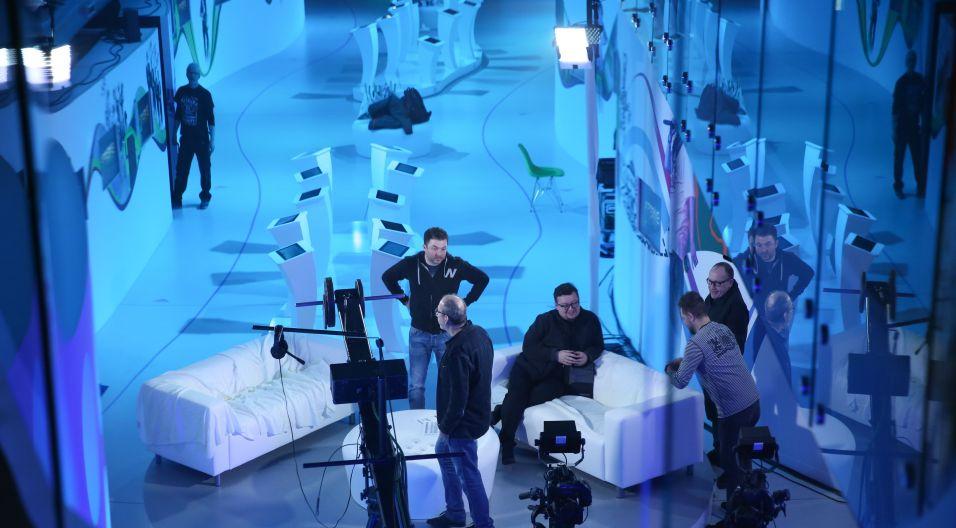 Nagrania każdego odcinka trwają wiele godzin (fot. TVP/ Natasza Młudzik)