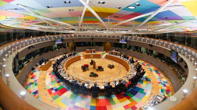 Mateusz Morawiecki uczestniczył w szczycie UE w Brukseli (fot. PAP/EPA/JULIEN WARNAND)