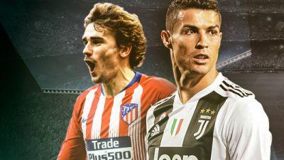 Liga Mistrzów – 1/8F: Atletico Madryt – Juventus Turyn