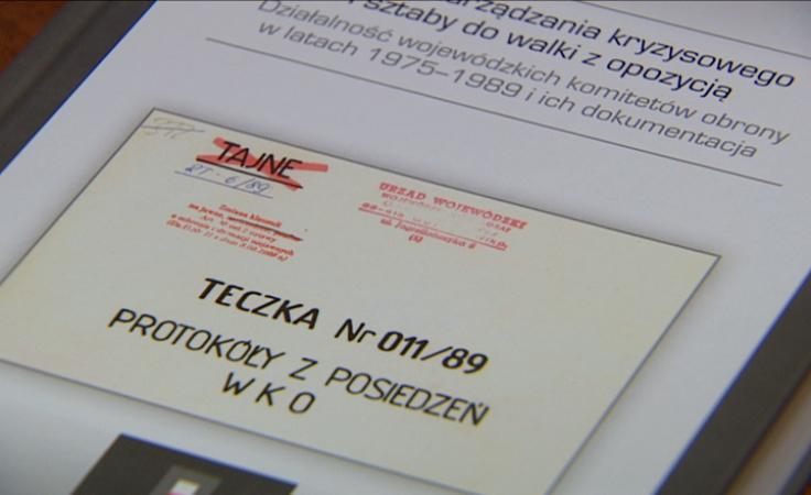 Publikacja z archiwum odkrywa tajemnice komitetów obrony