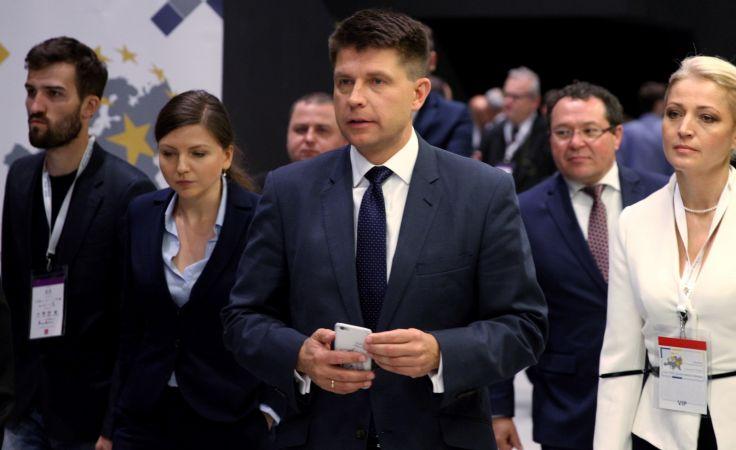 Ryszard Petru fot./PAP Andrzej Grygiel