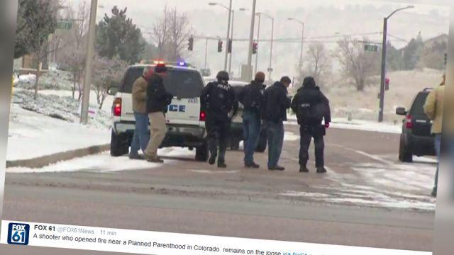 Trzy ofiary śmiertelne i 9 rannych w strzelaninie w Colorado Springs. Napastnik aresztowany