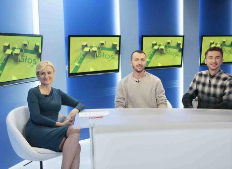 Paprocki & Brzozowski w Głosie Dnia TVP3 Kielce, 26.10.2017