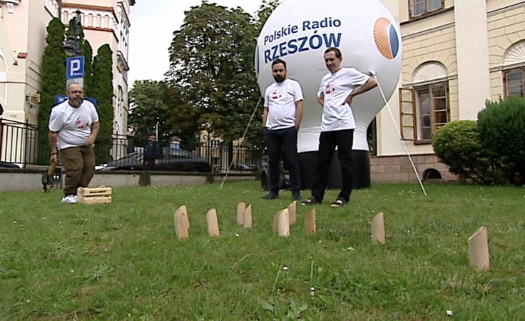 Dziennikarze Radia Rzeszów na Mistrzostwach Świata w Molkky