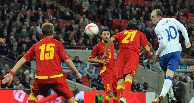 Anglia tylko zremisowała na Wembley z Czarnogórą (fot.PAP/EPA)