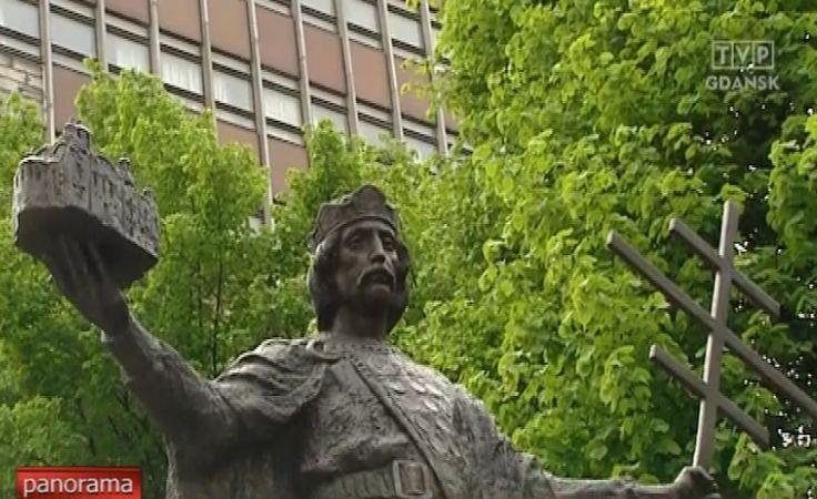 Pomnik świętego Włodzimierza w Gdańsku