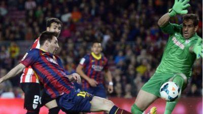 Puchar Hiszpanii: FINAŁ: Athletic Bilbao - FC Barcelona