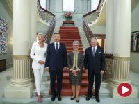 Prezydent Duda o przyczynach wizyty w Australii: Są dwa powody