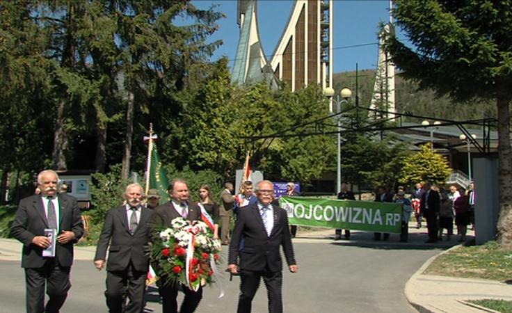 37. rocznica Porozumień rzeszowsko - ustrzyckich