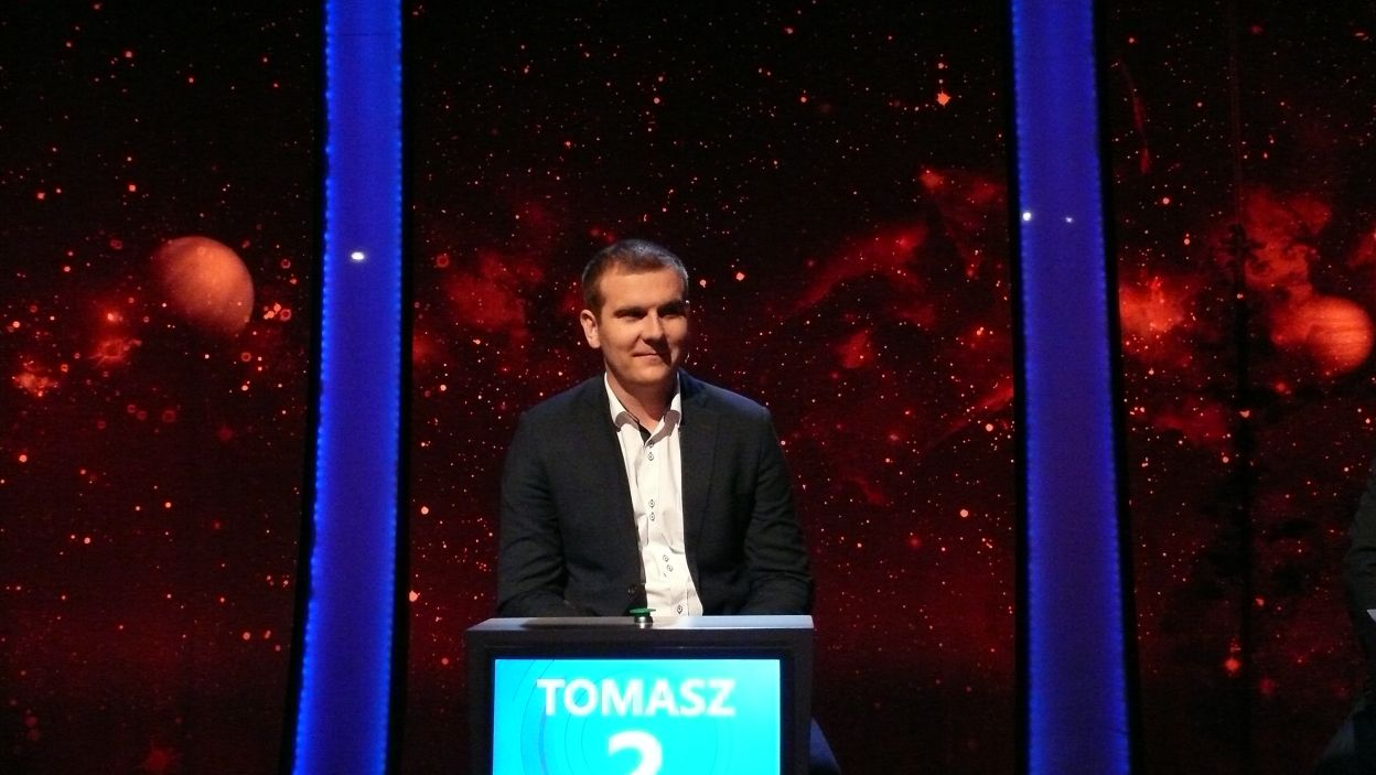 Tomasz Kuchta - zwycięzca Wielkiego Finału 100 edycji