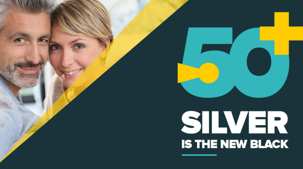SILVER IS THE NEW BLACK