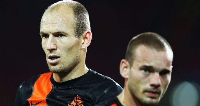 Miny Holenderskich zawodników mówią wszystko (fot. Getty)