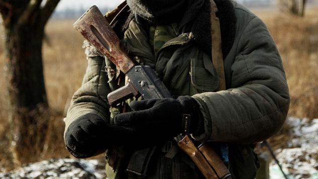 Kijów domaga się uznania, że Rosja wspiera terrorystów na Ukrainie (fot. Anadolu Agency/Contributor/Getty Images)