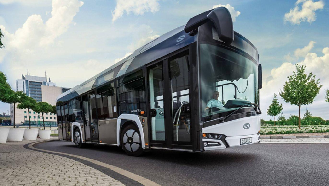 Liczba autobusów elektrycznych w Polsce stale rośnie (fot. mat.pras.)