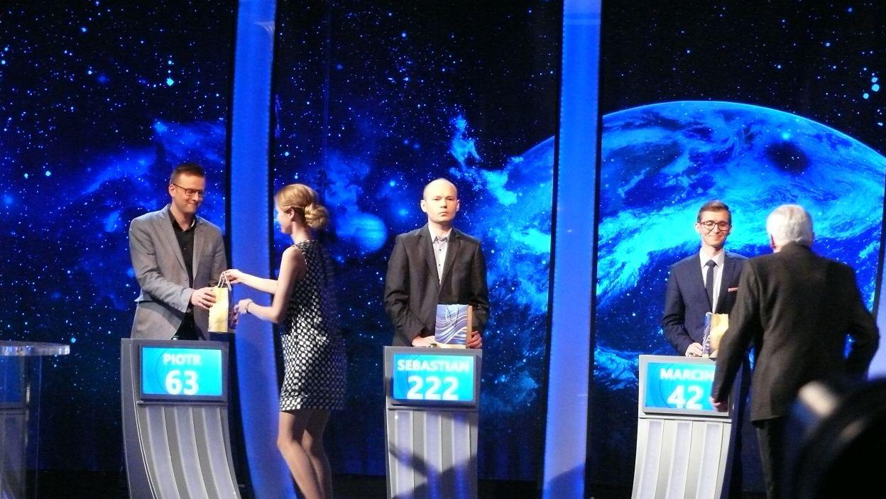 Gratulacje dla finalistów 3 odcinka 103 edycji