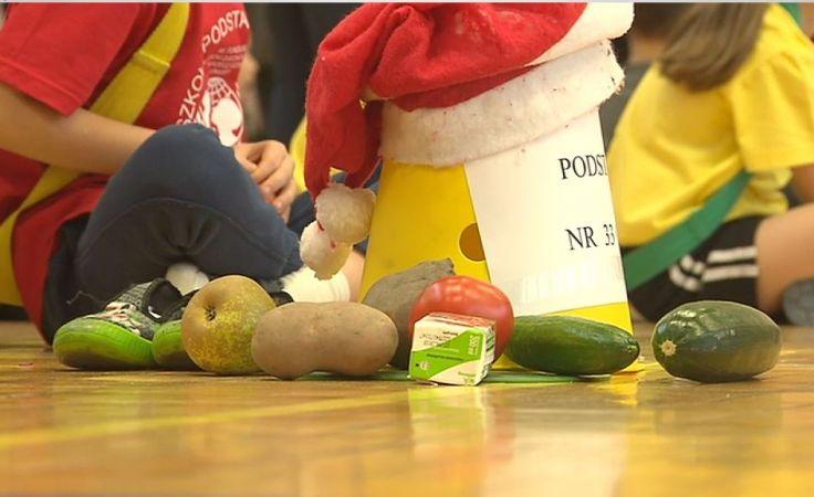 Sprawdzony pomysł KOWR: spartakiada z ogórkiem i marchewką
