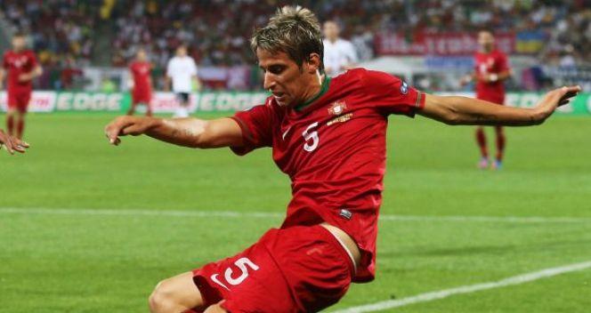 Fabio Coentrao był jednym z liderów reprezentacji Portugalii (fot. Getty Images)