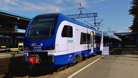 Kolej modernizuje pociągi i kusi pasażerów komfortem