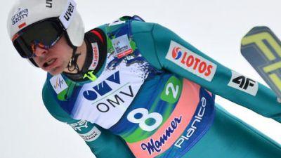 Skoki Narciarskie - Puchar Świata - Engelberg - konkurs indywidualny