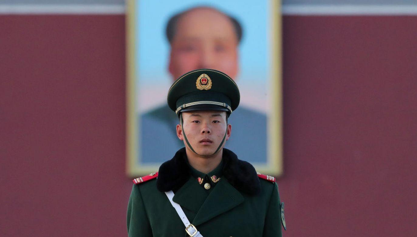 Chińskie służby blokują wiele zachodnich aplikacji (fot. Lintao Zhang/Getty Images)