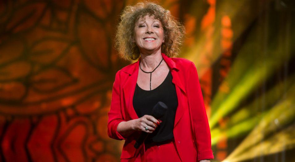 Pierwszą gwiazdą, która wystąpiła w programie była Alicja Majewska (fot. TVP)