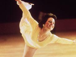 Amerykanka Dorothy Hamill w Innsbrucku była najlepsza wśród solistek (fot. Getty Images)