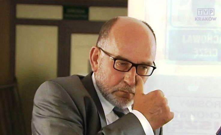 Jan Tajster (fot. TVP Kraków)