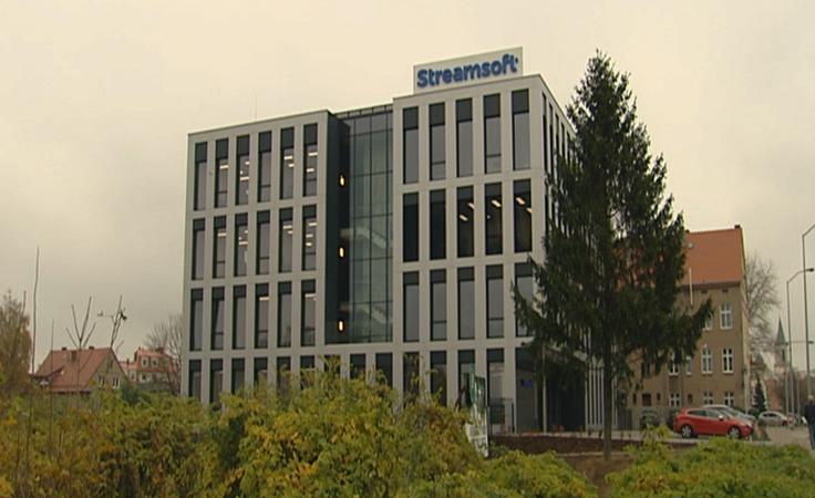 Streamsoft: innowacyjna firma, nowoczesna siedziba