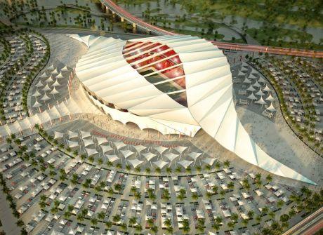 Stadiony mistrzostw świata 2022 w Katarze