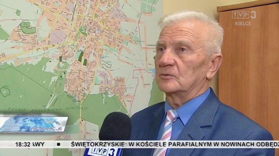 Marian Sosnowski ZTM w Kielcach