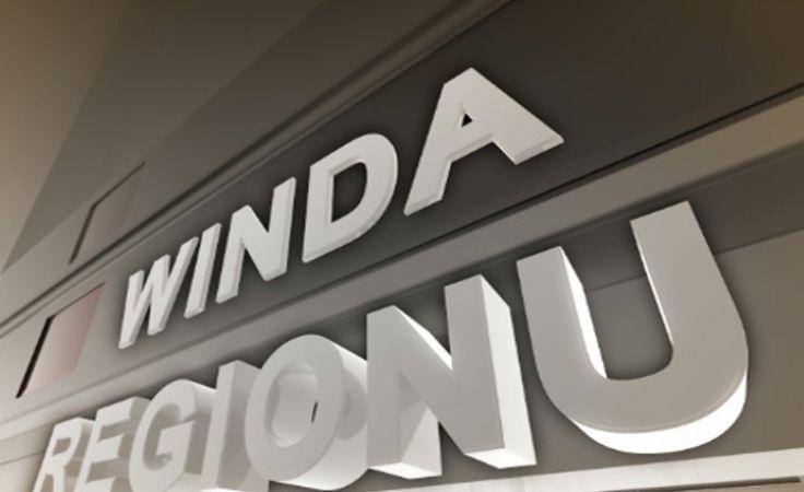Winda regionu