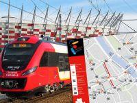 Finał Ligi Europy sparaliżuje Warszawę? Wyłączenia ulic z ruchu, zmiany w rozkładach jazdy