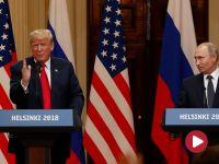 O gazie, wojnach, wyborach i przyszłości. Trump i Putin podsumowali spotkanie