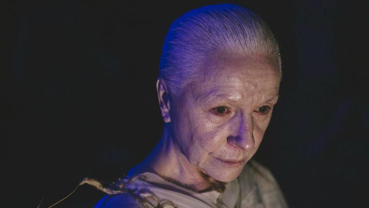 Halina Łabonarska w Teatrze Telewizji
