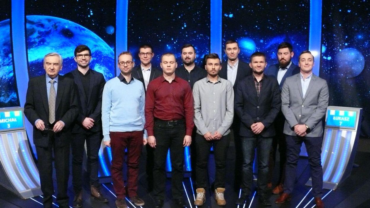 Zawodnicy 11 odcinka 103 edycji