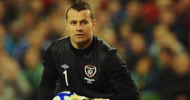 Shay Given – najbardziej doświadczony bramkarz reprezentacji Irlandii (fot. Getty Images)