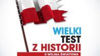 Wielki Test z Historii. II Wojna Światowa