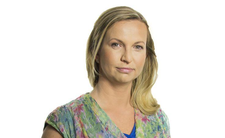 Katarzyna Chacińska/ fot. TVP3 Warszawa