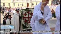 Uroczystości pogrzebowe biskupa Ryczana