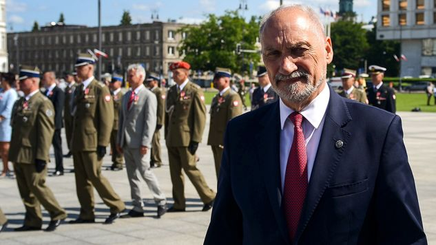Antoni Macierewicz (fot. arch.PAP/Jakub Kamiński)