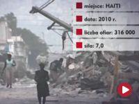 Od Chin po Haiti. Najtragiczniejsze trzęsienia ziemi w historii