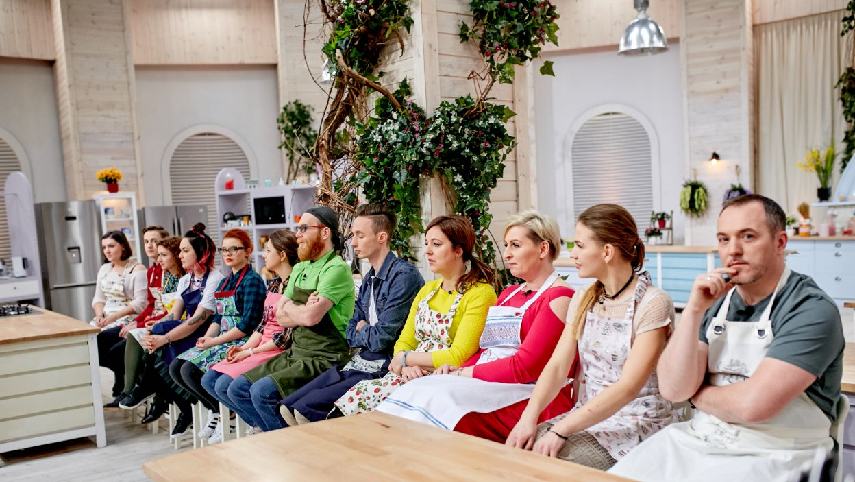 Oczekiwanie na jurorów (fot. TVP)