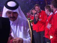 Polacy odebrali medale: zobacz ceremonię!