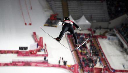 Skoki narciarskie: 1. trening przed konkursem drużynowym